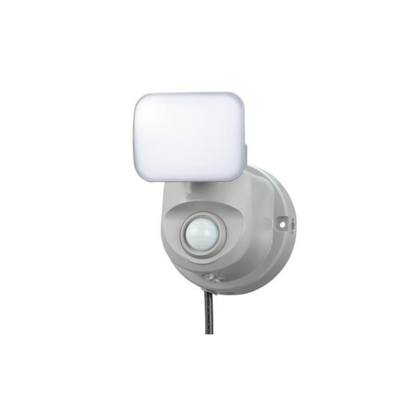 OHM オーム電機 人感センサーライト コンセント式 1灯 OSE-LS400