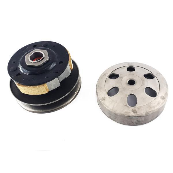 ホンダ スペイシー100用 クラッチ/ドリブンプーリー ユニット1式 TOKUTOYO(トクトヨ)(クーポン配布中)|tokutoyo
