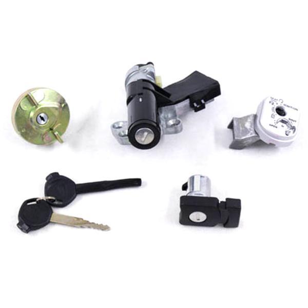 ホンダ リード110/EX用キー 純正タイプ コンビネーション 5点set TOKUTOYO(トクトヨ)|tokutoyo