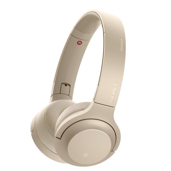 ソニー SONY ワイヤレスヘッドホン h.ear on 2 Mini Wireless WH-H800 : Bluetooth/ハイレゾ対応 最大24時間連続再生 密閉型オンイヤー マイク付き 2017年モデル|tokyo-base