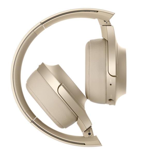 ソニー SONY ワイヤレスヘッドホン h.ear on 2 Mini Wireless WH-H800 : Bluetooth/ハイレゾ対応 最大24時間連続再生 密閉型オンイヤー マイク付き 2017年モデル|tokyo-base|04