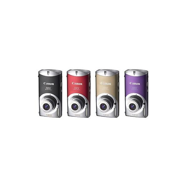 CANON デジタルカメラIXY DIGITAL L3 ブラック