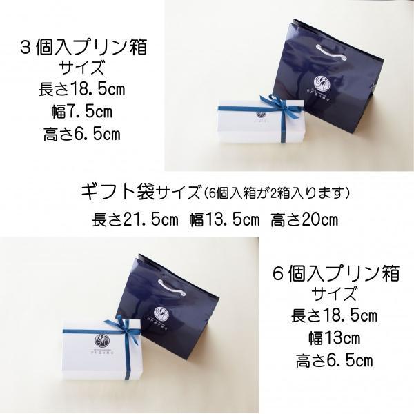 お歳暮 冬ギフト プリン ギフト プレーン プリン3個セット お取り寄せ スイーツ ぷりんセス・エッグ使用|tokyo-hayaripurin|10