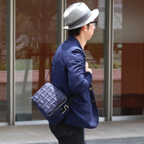 カメラバッグ 一眼レフ ショルダー 女子 ブルー ネイビー 青色 メンズ レディース おしゃれ 日本製 ブランド