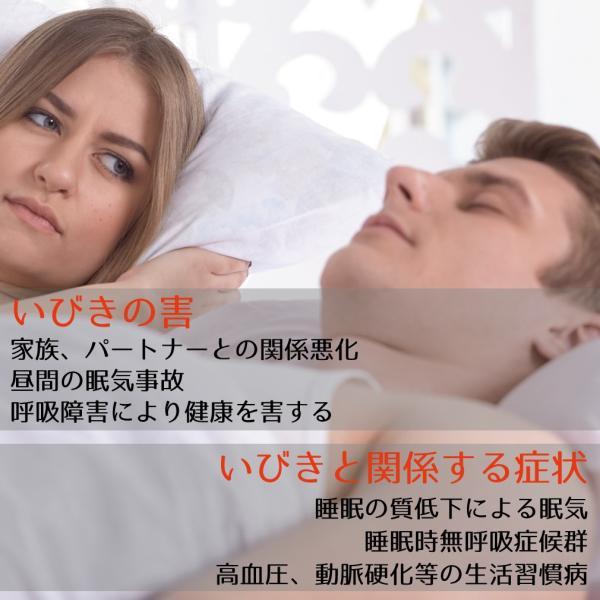 改良版・!顎固定サポーター 男女別サイズあり 軽量 締め付け軽減 無呼吸 症候群  フェイスサポーター  鼻呼吸   レビュー投稿で全国送料無料|tokyo-panda|07
