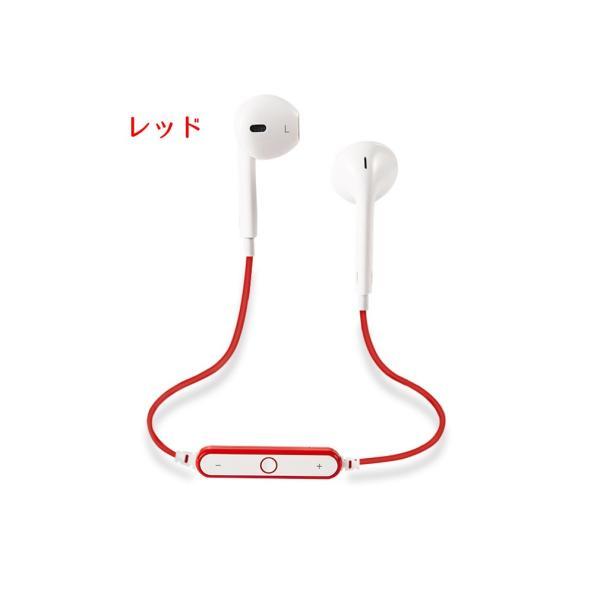 ワイヤレス イヤホン bluetooth 4.1 S6 ブルートゥース スポーツ ランニング 両耳 通話 マイク 音楽 高音質 重低音 日本語説明書付 レビュー投稿で全国送料無料 tokyo-panda 12