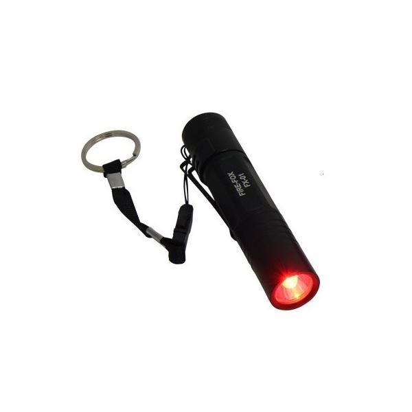 FIRE-FOX 防水 赤色LEDライト FX-01 単3x1本使用・小型◎|tokyo-tools|03