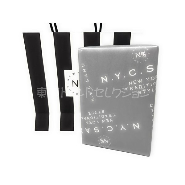 N.Y.スカッチサンドサンド ニューヨークスカッチサンド (5個入り)  (ニューヨークキャラメルサンド) 東京土産 東京駅 人気 贈答用 嵐にしやがれ ショップ袋付|tokyo-trend-select|03