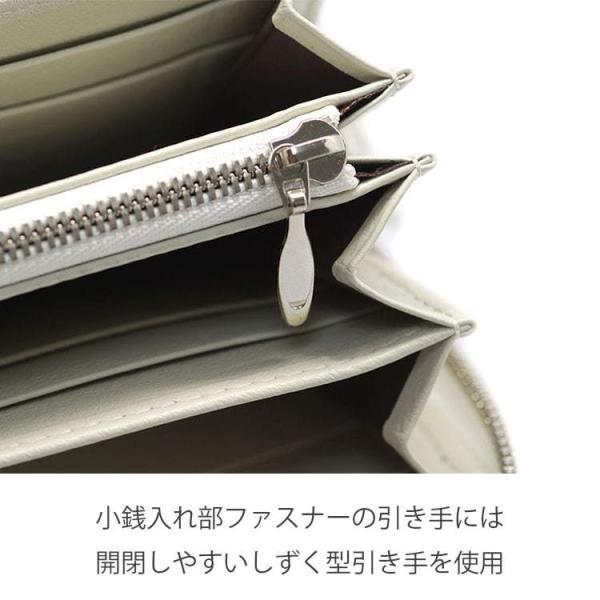 ヒマラヤ クロコダイル 財布 長財布 メンズ 日本製   プレゼント クロコダイルヒマラヤニロティカスラウンド長財布|tokyocrocodile|15
