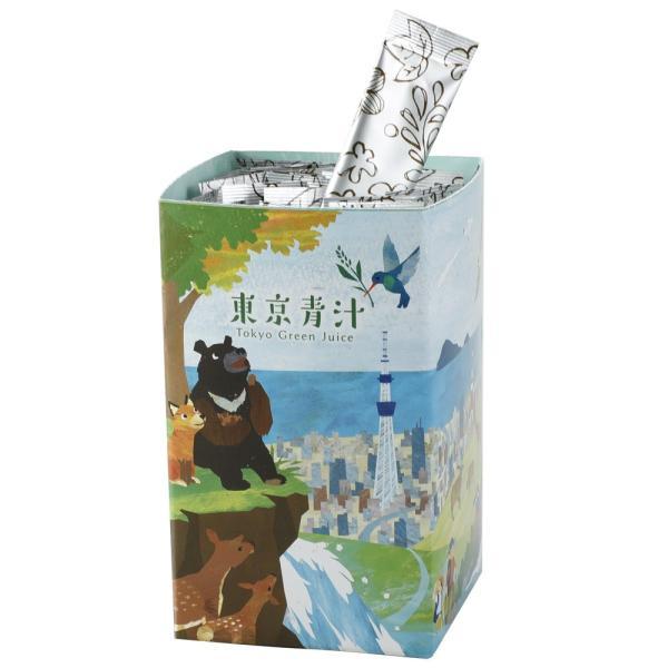 青汁 東京青汁 クワと乳酸菌に抹茶ですっきり飲みやすい 毎日1杯 桑葉 国産|tokyofarm|03