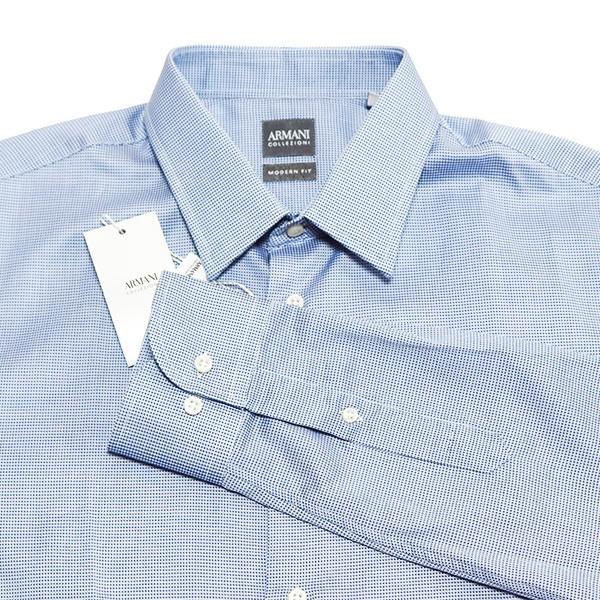 アルマーニ シャツ ブランド ARMANI COLLEZIONI ワイシャツ|tokyoimport|03