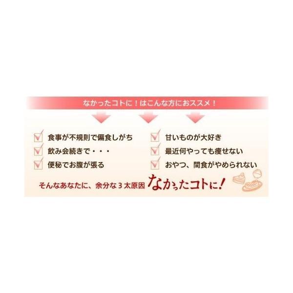 なかったコトに!120粒 賞味期限最新 ダイエットサプリメント|tokyoline2015|06