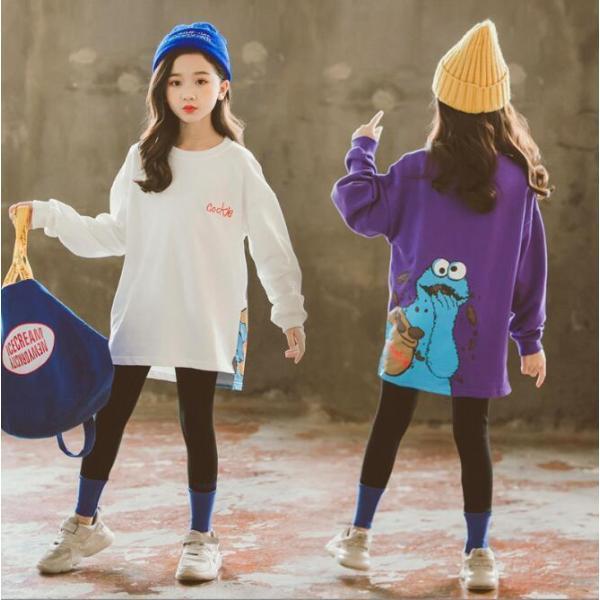 子供女の子ジャージ上下セットおしゃれセットアップキッズスウェット半袖Tシャツパンツ夏トレーニングウェアホワイト