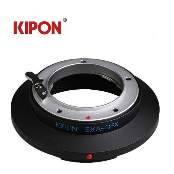 KIPON EXAKTA-GFX  エキザクタ-FUJIFILM GFX 50S 富士フイルム マウントアダプター|tokyotradingshop