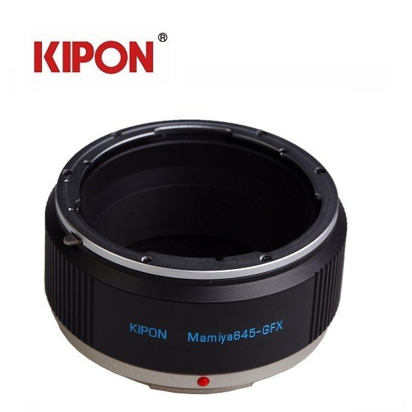 KIPON M645-GFX  Mamiya 645-FUJIFILM GFX 50S 富士フイルム マウントアダプター|tokyotradingshop