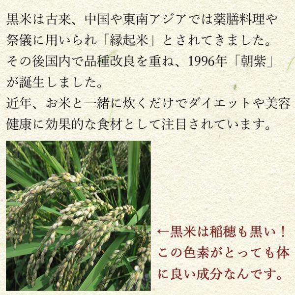 徳用黒米 (500g) 古代米 国内産|tomerice|03
