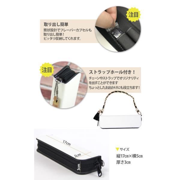 マウスピースを装着したまま収納可 マイブルー myblu ケース 2本 プルームテック Ploom Tech カバー 電子タバコ 加熱式タバコ エドハーディー edhardy デザイン|tominoshiro|14