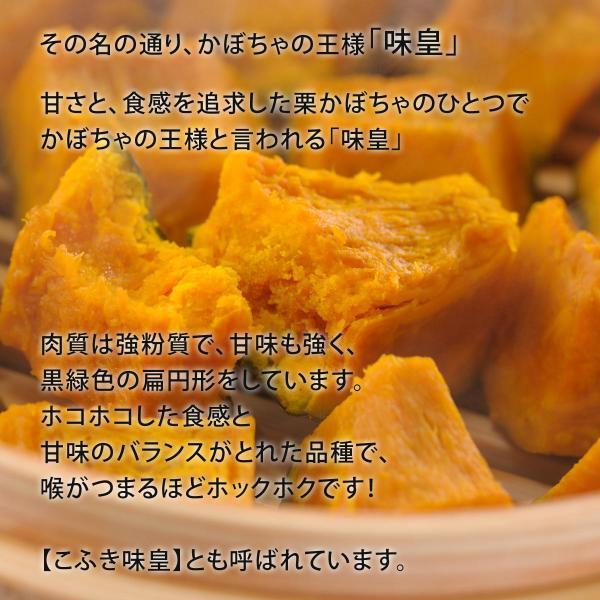 富良野産 かぼちゃ4種セット【5kg】|tomita-melon|04
