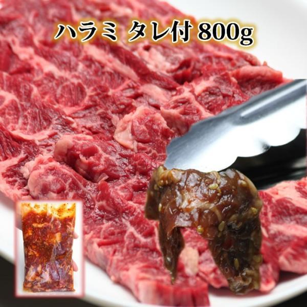 お中元 牛肉 ハラミ サガリ たれ付 800g 焼肉 訳あり焼肉セット 業務用 ステーキ 焼き肉 バーベキュー BBQ やきにく はらみ カルビ ブロック