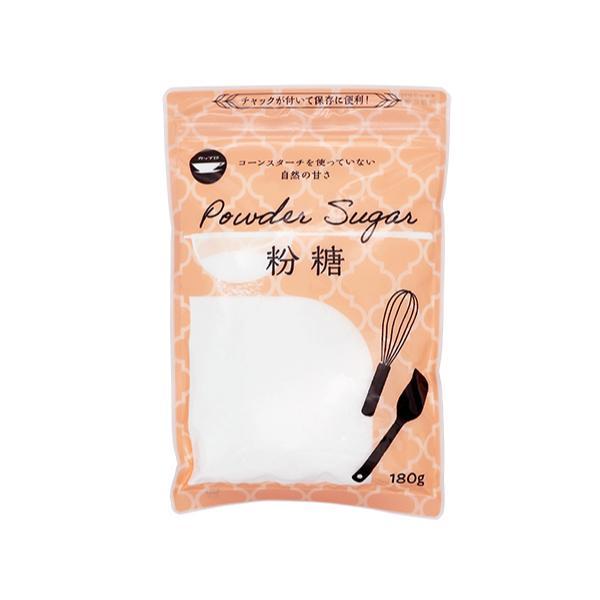 カップ印の粉糖 / 200g TOMIZ/cuoca(富澤商店)