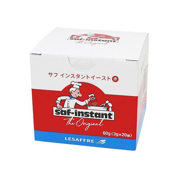 サフ(赤)インスタントドライイースト / 3g×10 TOMIZ/cuoca(富澤商店)