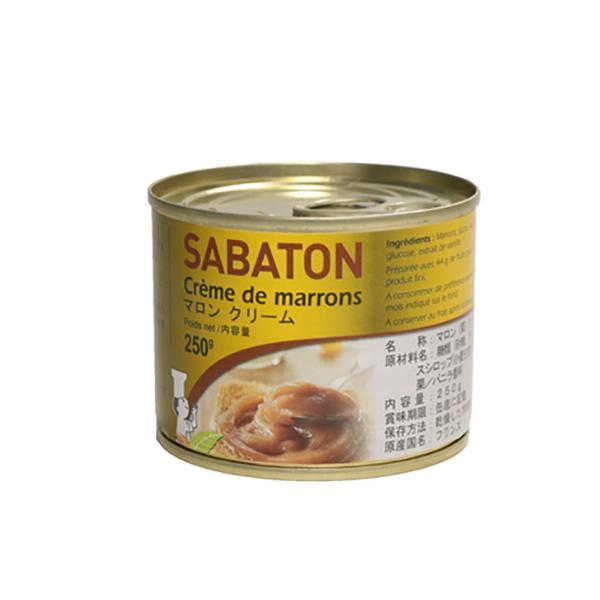 サバトン マロンクリーム / 250g TOMIZ/cuoca(富澤商店) 栗・芋・かぼちゃ マロンクリーム