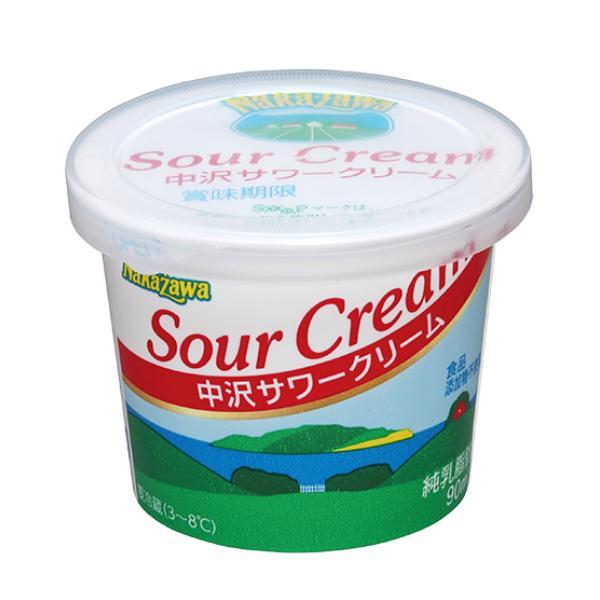 【冷蔵便】中沢 サワークリーム / 90ml TOMIZ/cuoca(富澤商店)