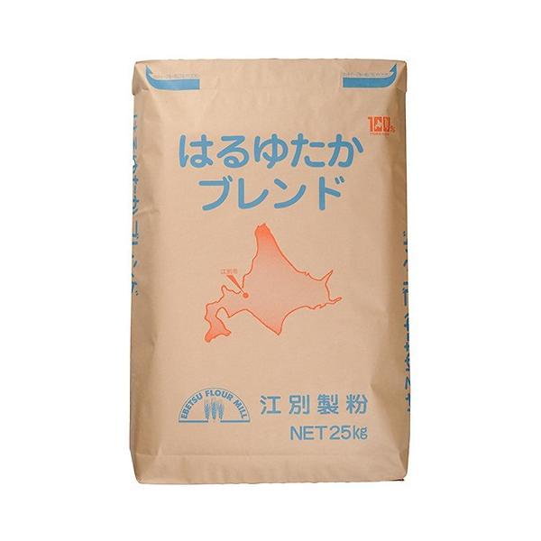 春豊(はるゆたか) ブレンド (江別製粉) / 25kg TOMIZ/cuoca(富澤商店)