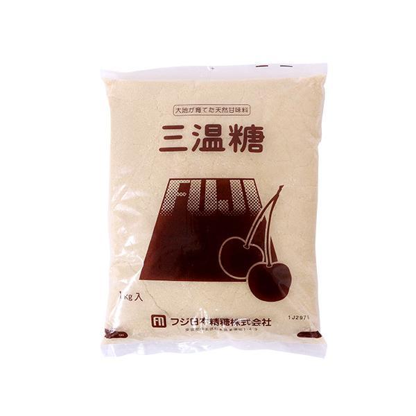 フジさくらんぼ印 三温糖 / 1kg TOMIZ/cuoca(富澤商店)