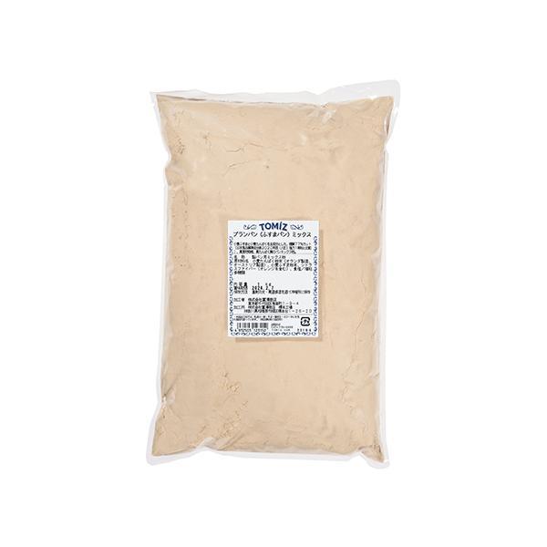 ふすまパンミックス / 1kg TOMIZ(富澤商店) パン用ミックス粉 HBミックス粉 糖質OFF ブランパン ホームベーカリー|tomizawa