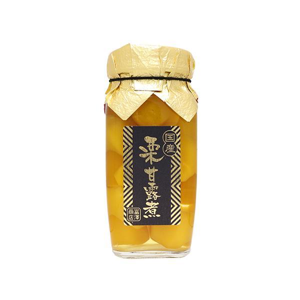 国産 栗甘露煮(中瓶) / 500g TOMIZ/cuoca(富澤商店)