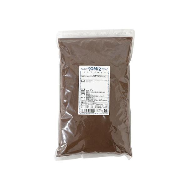 ココアパウダー / 1kg TOMIZ/cuoca(富澤商店) ココア・カカオ ココア 純ココア ピュアココア 無糖|tomizawa