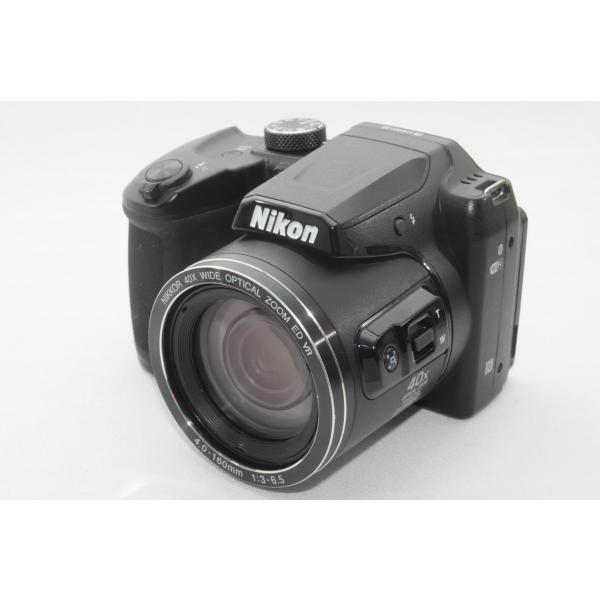 ニコン 望遠タイプデジタルカメラ COOLPIX(クールピクス) COOLPIX-B500(BK) ブラックの画像