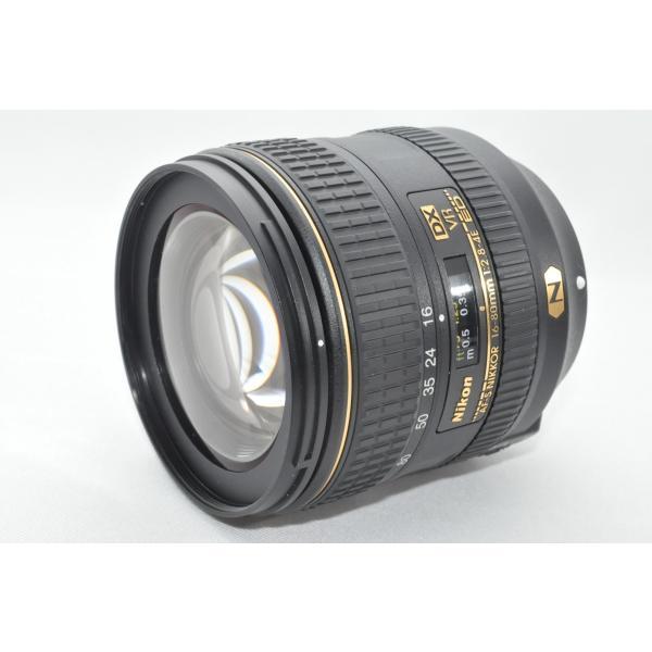 Nikon AF-S DX NIKKOR 16-80mm f/2.8-4E ED VR 標準ズームレンズ