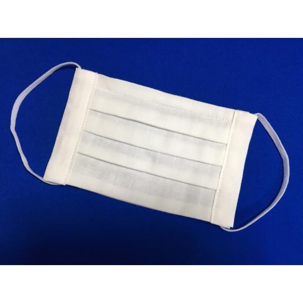 マスク 日本製 布 ガーゼ 肌に優しい 給食 花粉症対策 手洗いOK 手作り 白色 キナリベージュ  自社製造品 Mサイズ Lサイズ|tomoe3|07