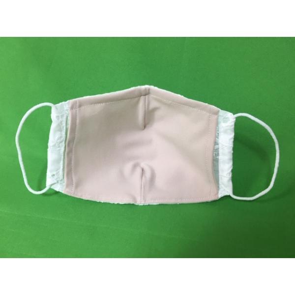 マスク日本製 夏用 涼しい 洗える 夏対策 女性  布マスク 大人 対策 ワイヤー 吸水UVカット接触冷感  刺繍透かしレース 生地 立体おしゃれマスク |tomoe3|09