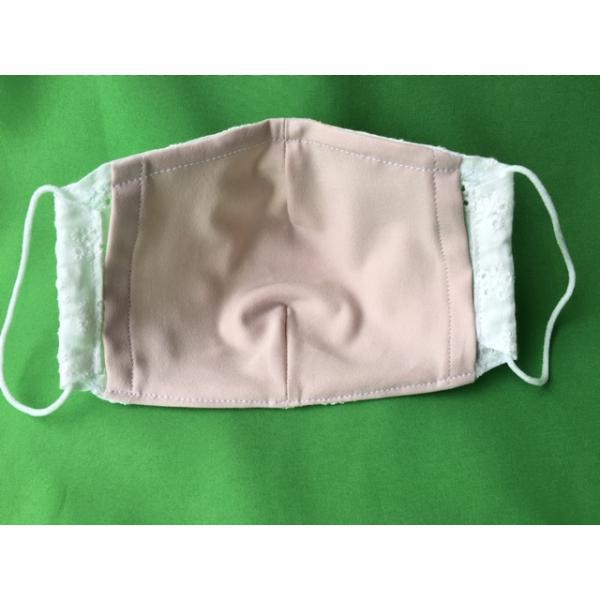 マスク日本製 夏用 涼しい 洗える 夏対策 女性  布マスク 大人 対策 ワイヤー 吸水UVカット接触冷感  刺繍透かしレース 生地 立体おしゃれマスク |tomoe3|05