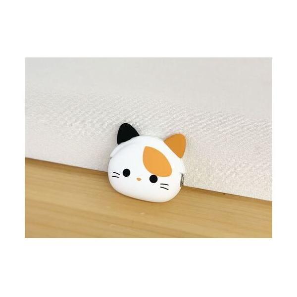 猫雑貨 ミミポチフレンズ ミニポーチ 小銭入れ  猫顔 6種|tomonyanshop2|05