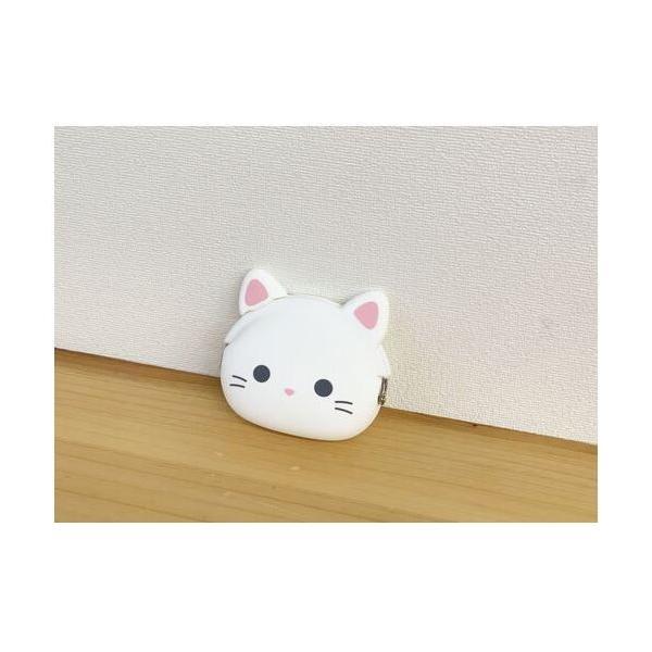 猫雑貨 ミミポチフレンズ ミニポーチ 小銭入れ  猫顔 6種|tomonyanshop2|07