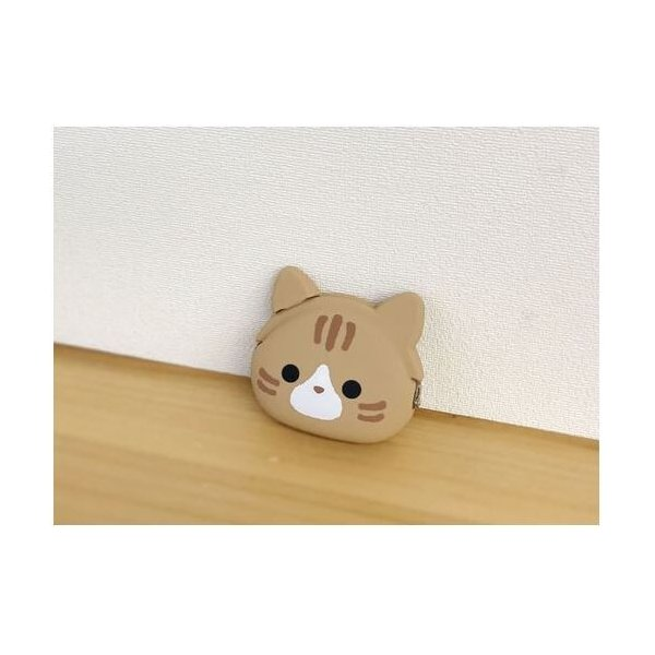 猫雑貨 ミミポチフレンズ ミニポーチ 小銭入れ  猫顔 6種|tomonyanshop2|08