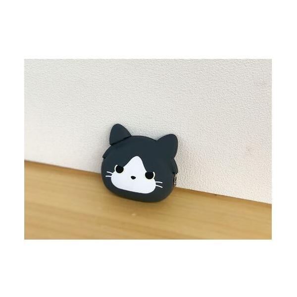 猫雑貨 ミミポチフレンズ ミニポーチ 小銭入れ  猫顔 6種|tomonyanshop2|09