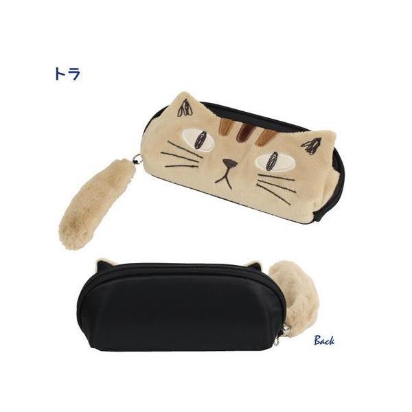 猫雑貨 トリオキャットメガネケース 3色 ノアファミリー|tomonyanshop2|06