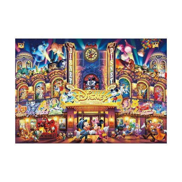 ジグソーパズル 500ピース ディズニー ドリームシアター ステンドアート ぎゅっとシリーズ(25x36cm) DSG-500-451(テンヨー)梱60cm