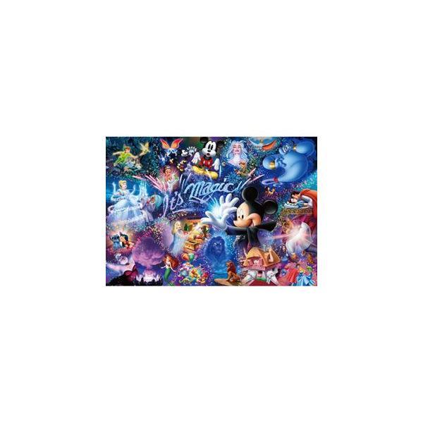 ジグソーパズル 1000ピース ディズニー It's Magic! 世界最小(29.7x42cm) DW-1000-414(テンヨー)梱60cm