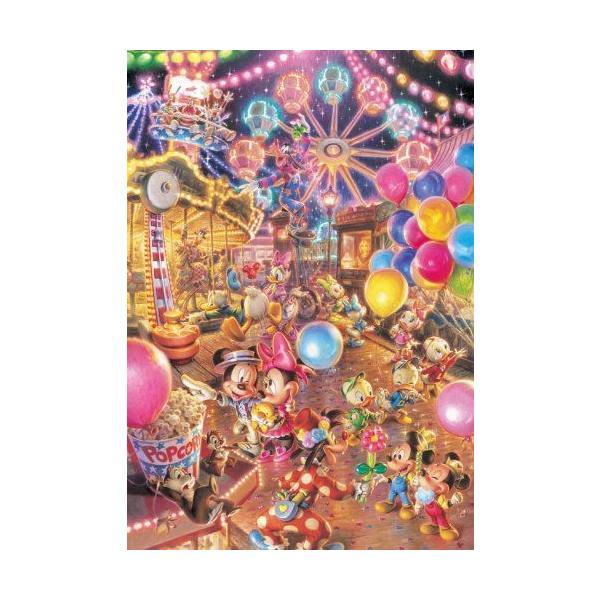 ジグソーパズル 1000ピース ディズニー トワイライトパーク 光るジグソー (51x73.5cm) D-1000-426(テンヨー)梱80cm