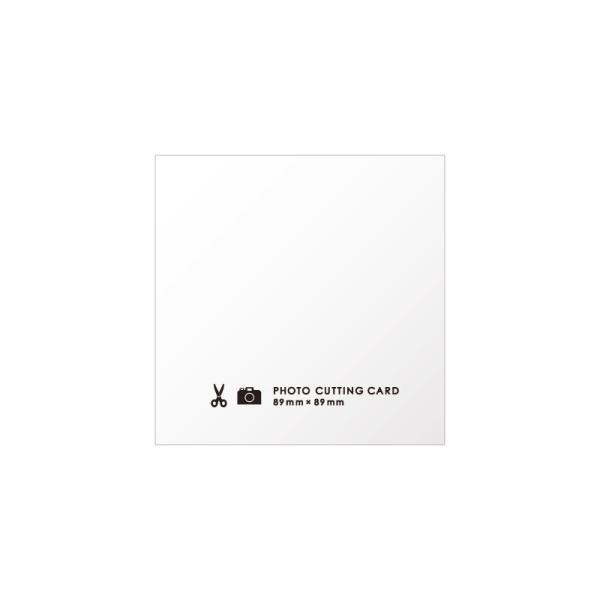 カッティングカード ましかく 写真 アルバム (l-gbcc)