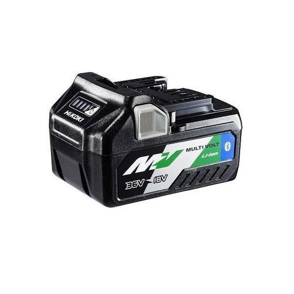 HiKOKI[ハイコーキ] マルチボルト36V-2.5Ah 蓄電池 BSL36A18B (Bluetooth機能搭載/残量表示付) 2年保証