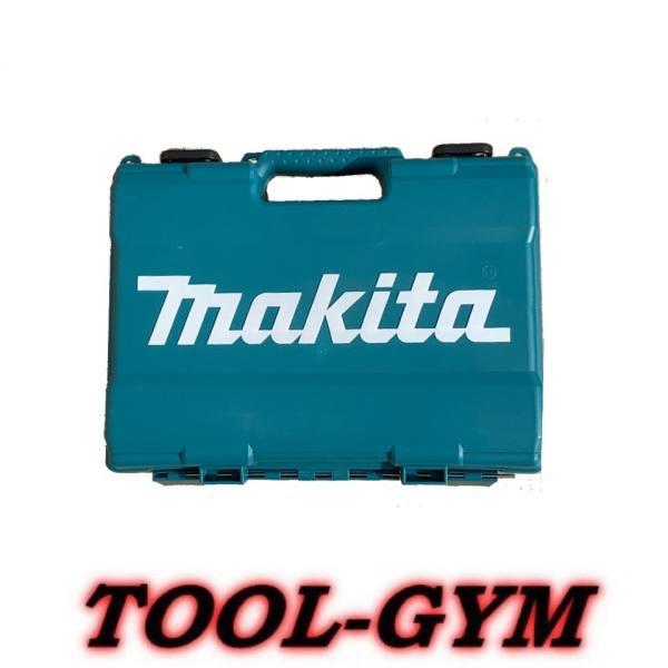 マキタ makita インパクトドライバ収納ケースTD110D/TD111D/DF031D/DF331D/HP331D/DF33