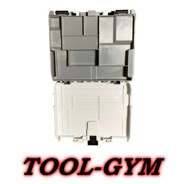 マキタ[makita]  白色インパクト収納ケース TD138/149等|tool-gym2|02