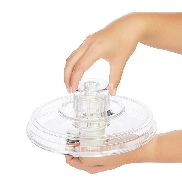 野菜水切り器 クリアサラダスピナー 小 オクソー OXO 11230500|toolandmeal|05
